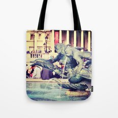 Fountain of Angels Tote Bag