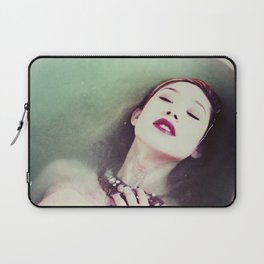 In Sync With Self Laptop Sleeve