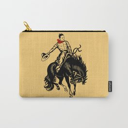 The Vintage Rodeo Safety Matches Carry-All Pouch