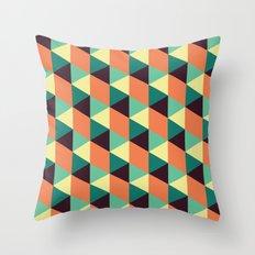 Fall Illusions Throw Pillow