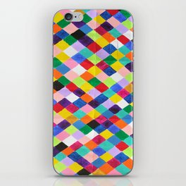 You.Me.Us Dos Background iPhone Skin