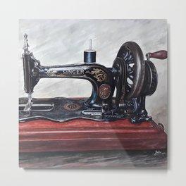 The machine III Metal Print