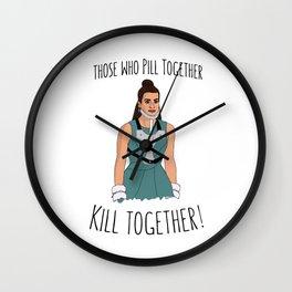 Scream Queens- Hester Wall Clock