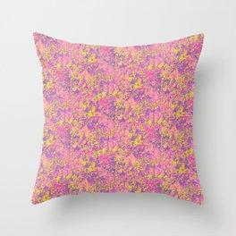 Floracion de la Esperanza Throw Pillow