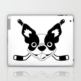 Boston Terriers Hockey Laptop & iPad Skin