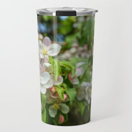 crab apple  Travel Mug