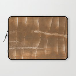Sienna blurred wash drawing Laptop Sleeve
