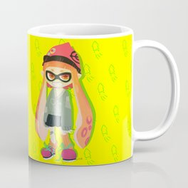 squid squid squid squid squid  Coffee Mug