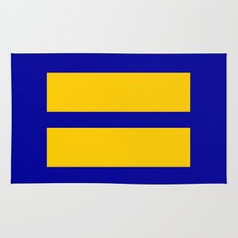 Equality Blue Rug