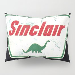 Vintage Sinclair logo Pillow Sham