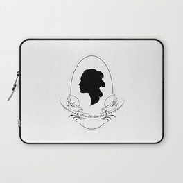 Buns Out Guns Out - Rey Laptop Sleeve