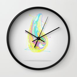 // DROP TOP // Wall Clock