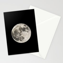Super Moon. 14-11-2016 Stationery Cards