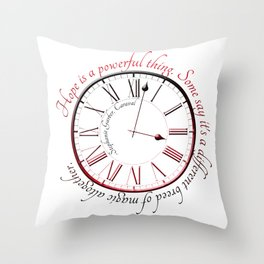 CARAVAL | STEPHANIE GARBER Throw Pillow