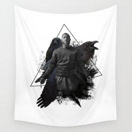 Ragnar Lothbrok Wall Tapestry