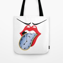 Time mystery Tote Bag