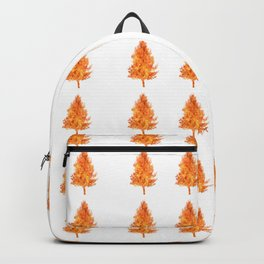 pear tree fire Backpack