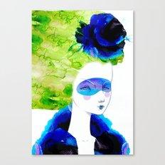 The breeze Canvas Print