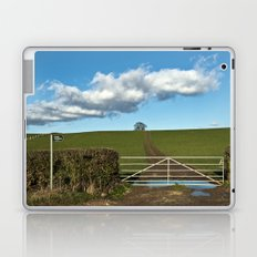 a place for the public... Laptop & iPad Skin