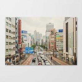 TOKIO III Canvas Print