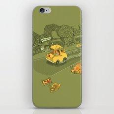 S-Car-Go! iPhone Skin