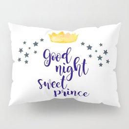 Good Night Sweet Prince Nursery Decor Pillow Sham