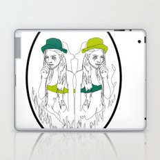 In the Grass Laptop & iPad Skin