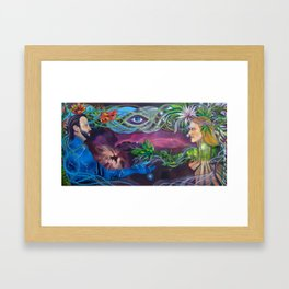 Unified Vision Framed Art Print