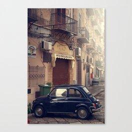 Fiatito Canvas Print