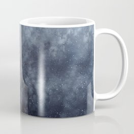 Glowing Moon in the night sky Coffee Mug
