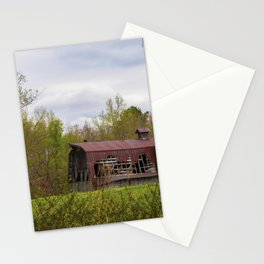 Red Roof Barn Stationery Cards