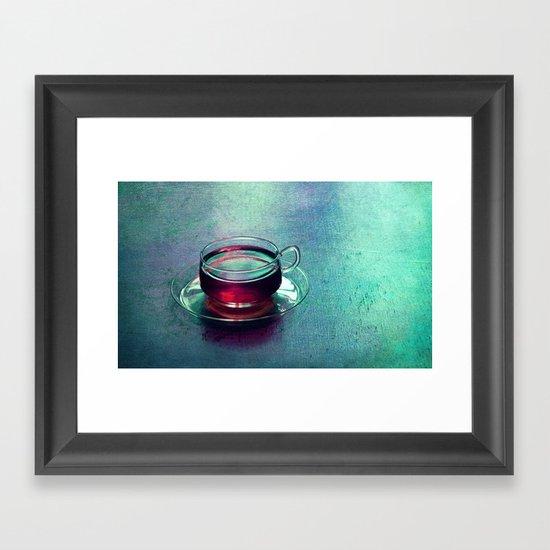 briser Framed Art Print