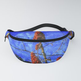 Sumac in Bloom Fanny Pack