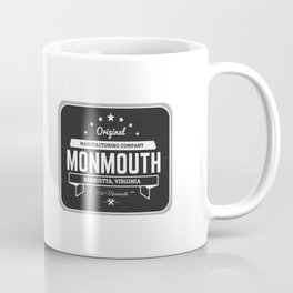 The Raven Cycle - Monmouth Coffee Mug
