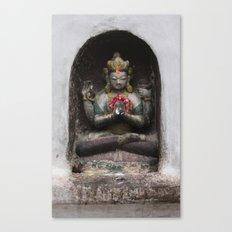 Bodhinath Shrine - 4 of 6 Canvas Print