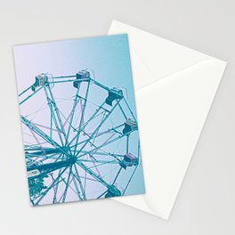 Ferris Wheel's Day Off Stationery Cards