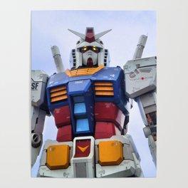 Gundam Stare Poster