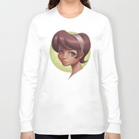 dot Long Sleeve T-shirts featuring Dot by Shelly Soneja