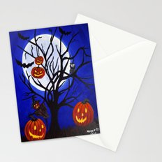 Halloween-5 Stationery Cards