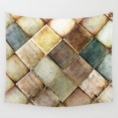 diamond path Wall Tapestry