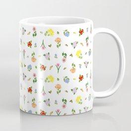 Flowers and More Flowers Coffee Mug