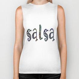 Salsa Ex P Satin Biker Tank