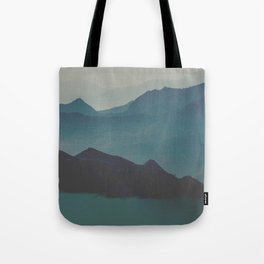 Blue valley Tote Bag