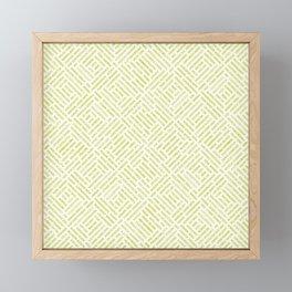 CSI TERMINOLOGY Framed Mini Art Print