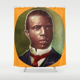 Scott Joplin Shower Curtain