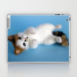OOAK art / cat 01 Laptop & iPad Skin