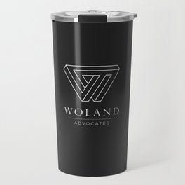 Woland Advocates Travel Mug