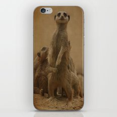 Simplez Mommy! iPhone & iPod Skin
