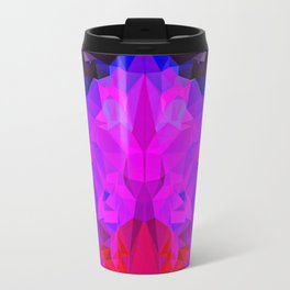 Pink Jewel Travel Mug