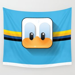 donald duck Wall Tapestry